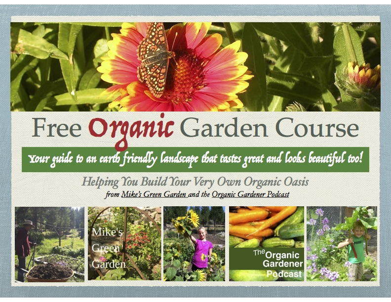 Home Organic Gardener Podcast