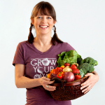 Megan Cain From the Creative Vegetable Gardener