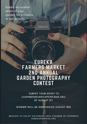 Eureka Farmer's Market Photo Contest