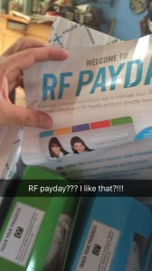 My Rodan + Fields® Payday
