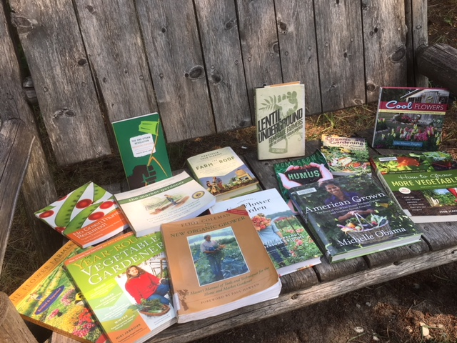Books for green future grower club