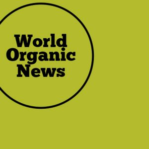 World Organic News Podcast logo