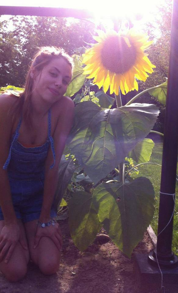 Tesssunflowers