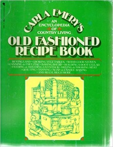 OldFashionedRecipeBook