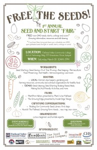 Free The Seeds Seed Fair