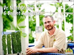 Dr. Nate Storey Bright Agrotech and ABLEag software