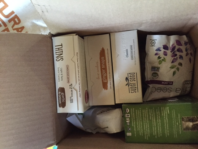 May Giveaway Prizes from Nutiva