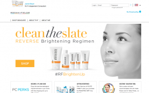 My R+F  page