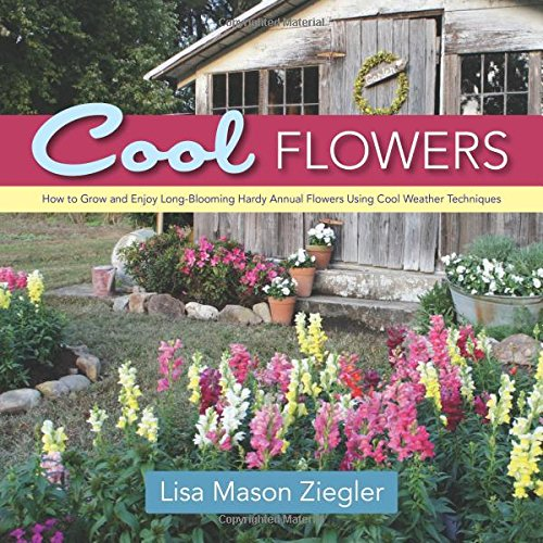 Cool Flowers Cover by Lisa Ziegler