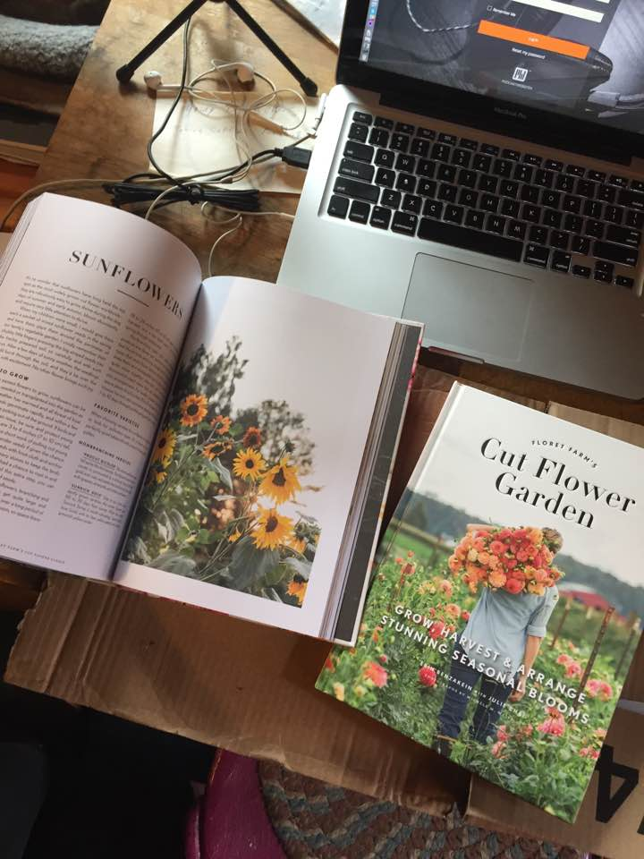 Floret Cut Flower Garden Book Review