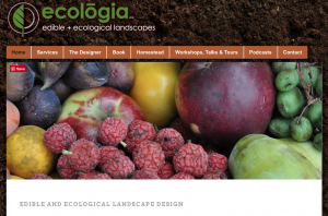Ecologia Design Website