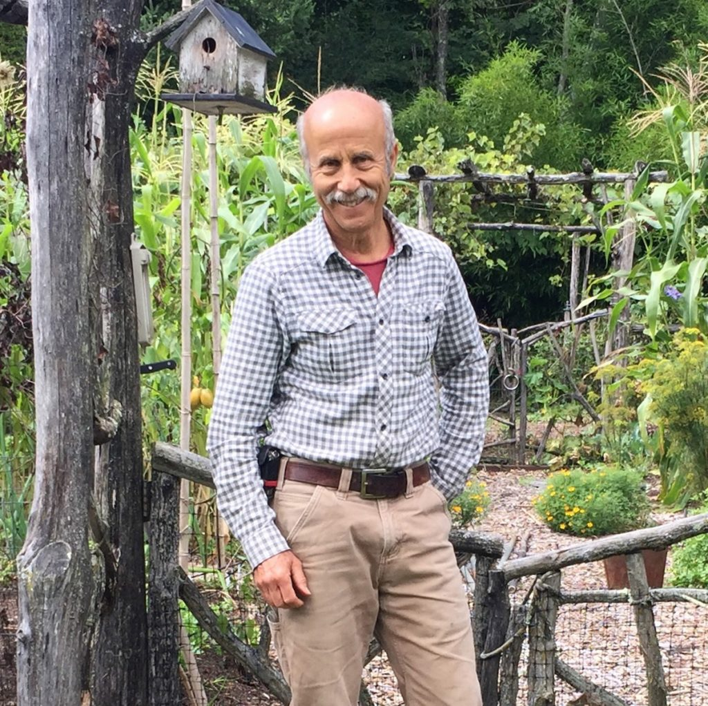 Garden Author Lee Reich
