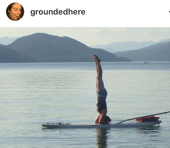 Andrea Catherine Lake Yoga